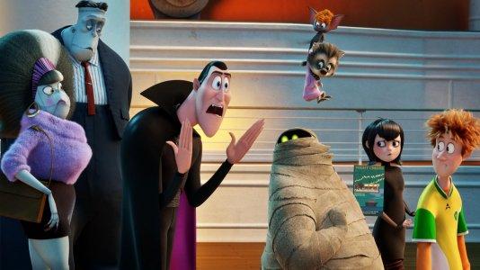 """Conheça as personagens e vozes portuguesas do filme de animação """"Hotel Transylvania 3: Umas Férias Monstruosas"""""""