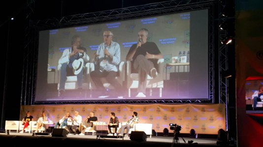 "Comic Con Portugal 2018: António-Pedro Vasconcelos apresenta as primeiras imagens de ""Parque Mayer"""