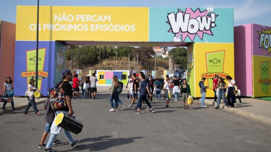Comic Con Portugal 2018: balanço de quatro dias de cultura pop com muita margem de progressão