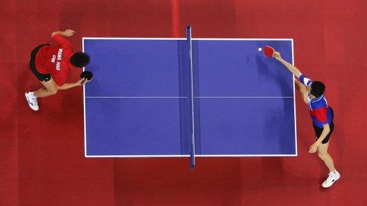 Eurosport acompanha portugueses à conquista de medalhas no europeu de ténis de mesa