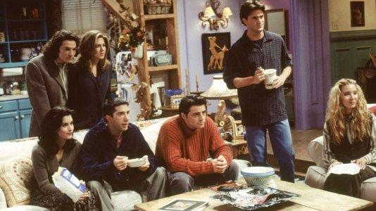 """O FOX Comedy vai emitir todas as temporadas da sitcom """"Friends"""""""