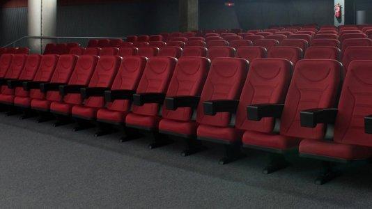 Salas de cinema do Monumental encerram em fevereiro de 2019