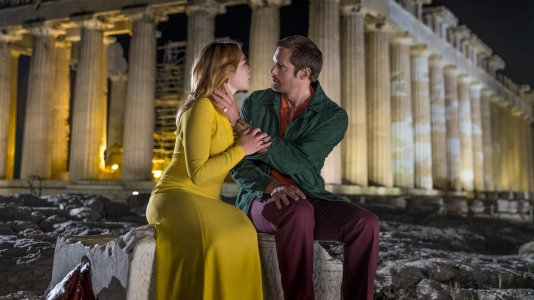 "Canal AMC estreia minissérie ""The Little Drummer Girl"""