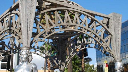 Estátua de Marilyn Monroe roubada em Hollywood