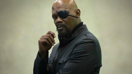 """Samuel L. Jackson furioso com erro na campanha de marketing de """"Homem-Aranha: Longe de Casa"""""""