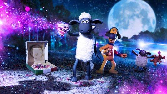Novo trailer para o próximo filme com a Ovelha Choné