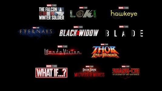Marvel Fase 4: os filmes e as séries que aí vêm