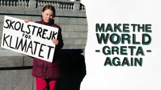 "Canal Odisseia emite documentário ""Make the World Greta Again"""