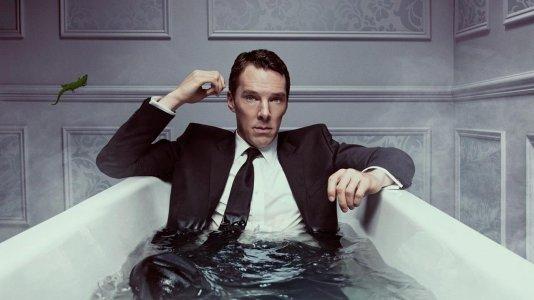 """Benedict Cumberbatch é """"Patrick Melrose"""" na minissérie em estreia na RTP2"""