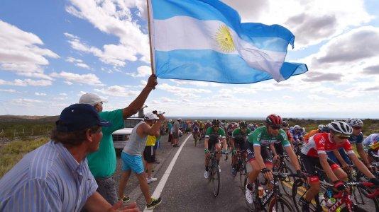 Época de ciclismo de estrada começa no Eurosport com a Volta a San Juan