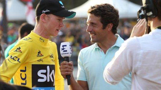 Eurosport garante direitos da Volta a França e Volta a Espanha até 2025