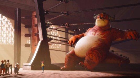 """Primeiro trailer da animação """"Os Monstros do Wrestling"""""""