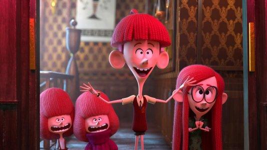"""Filme de animação """"Os Willoughby"""" com elenco de vozes famosas portuguesas"""