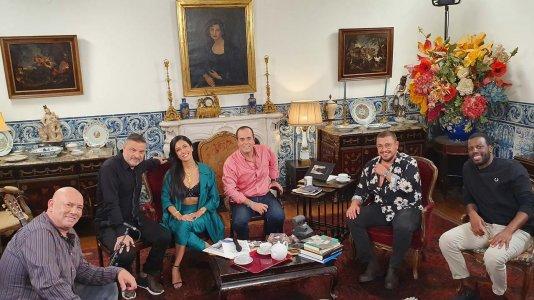 """""""Em Casa D'Amália"""": fado e cultura portuguesa em destaque no novo programa da RTP1"""