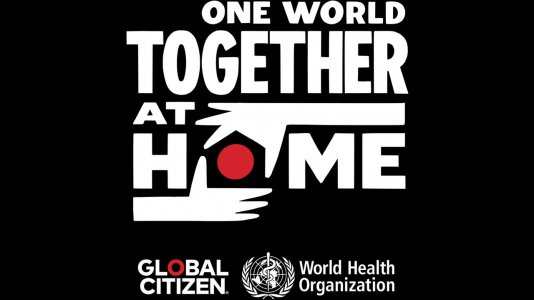 "Evento mundial ""One World: Together at Home"" une artistas na luta contra o Covid-19"