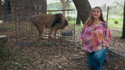 "TMZ produz especial sobre o ""Tiger King"" para a FOX"