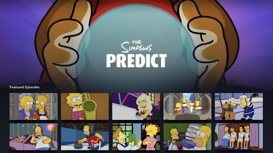 """""""Os Simpsons"""" prevêem o futuro"""