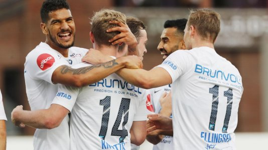 Eurosport transmite dois jogos por dia do campeonato norueguês de futebol