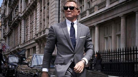 """Novo trailer de """"007: Sem Tempo Para Morrer"""""""