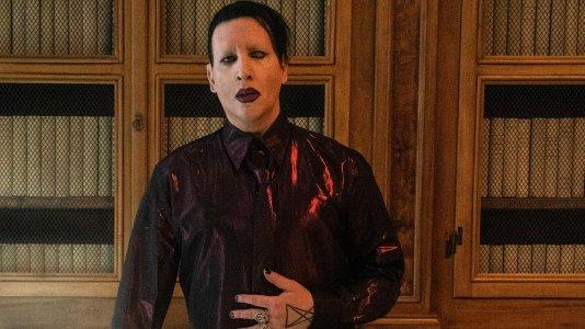 Marylin Manson reage a acusações de Evan Rachel Wood