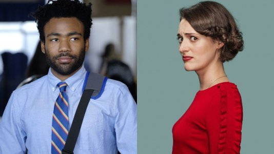 "Donald Glover e Phoebe Waller-Bridge protagonistas na série ""Mr. and Mrs. Smith"""