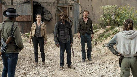 "Regresso de ""Fear the Walking Dead"" em maio no AMC Portugal"