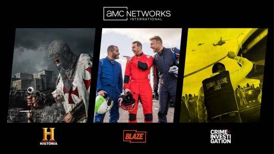 AMC compra History Channel Iberia