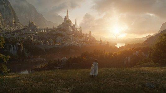 """Série da Amazon baseada em """"O Senhor dos Anéis"""" estreia em setembro 2022"""