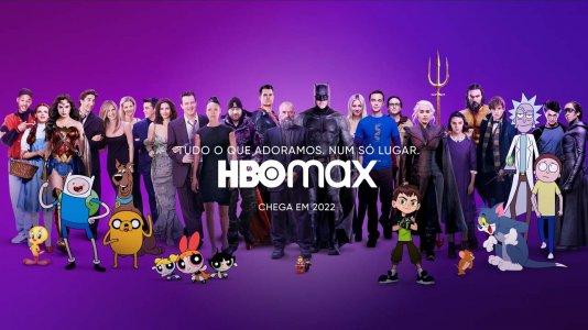 HBO MAX apresentada antes do lançamento na Europa