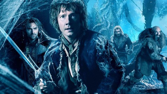 "Trailer e posters para ""The Hobbit: The Desolation of Smaug"""