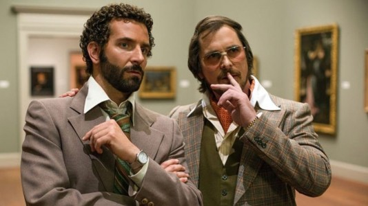 """American Hustle"": trailer e posters com as personagens"