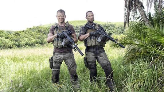 Terceira temporada de Strike Back estreia hoje no TV Séries