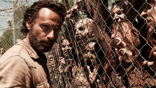 "Rick sai de ""The Walking Dead"" durante a nona temporada"