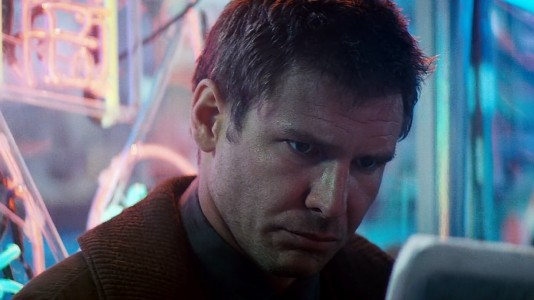 "Harrison Ford conversa com Ridley Scott sobre sequela de ""Blade Runner"""