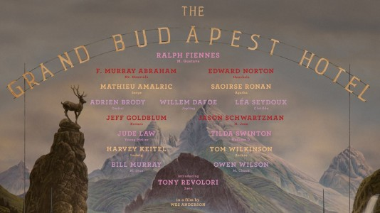 """""""The Grand Budapest Hotel"""": contemplai o grandioso poster do próximo filme de Wes Anderson"""