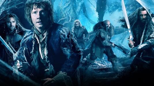 """Muitos banners do próximo """"O Hobbit"""""""