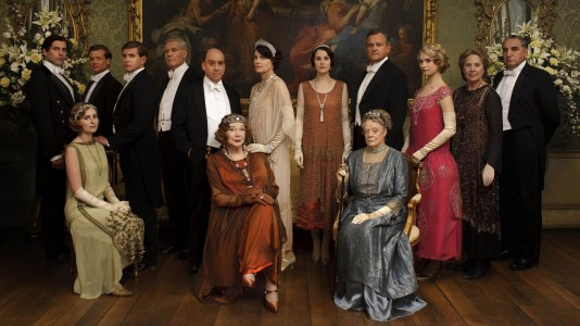 "Quinta temporada garantida para ""Downton Abbey"""