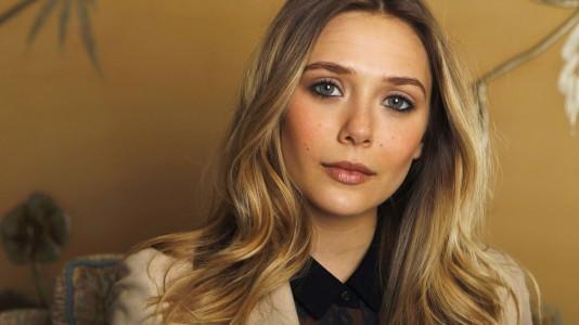 "Elizabeth Olsen vai ser Scarlet Witch no próximo ""Avengers"""