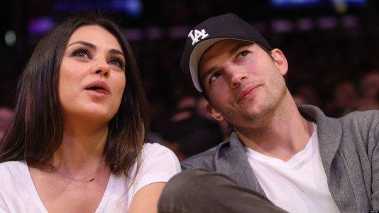 Ashton Kutcher e Mila Kunis querem casar num palácio real