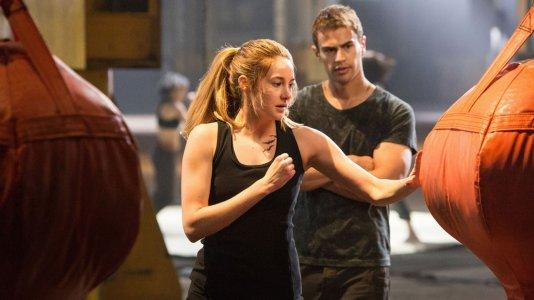 """Primeiro trailer e posters das personagens de """"Divergent"""""""