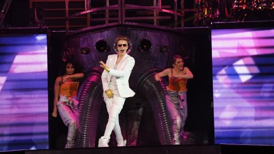 Sessões para filme com Justin Bieber começam a esgotar