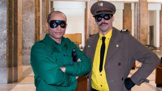 """O filmSPOT nas filmagens de """"Capitão Falcão"""""""
