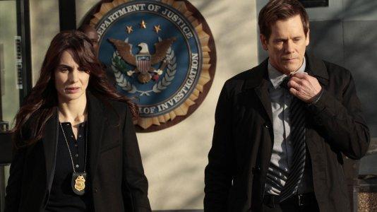 """""""The Following"""" com Kevin Bacon estreia em janeiro na FOX"""