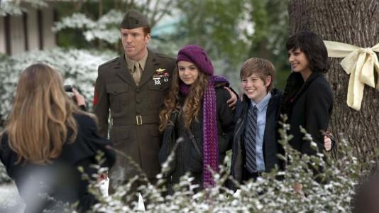 """Adeus aos Brody para a quarta temporada de """"Homeland"""""""