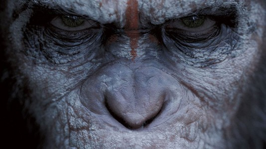 "Primeiro teaser trailer de ""Dawn of the Planet of the Apes"""