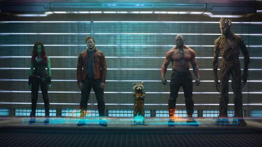 "Primeiro olhar sobre ""Guardians of the Galaxy"""