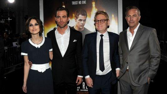 Jack Ryan: Agente Sombra - vejas as fotos da estreia mundial em Hollywood