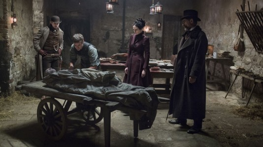 "Novo trailer para o terror de ""Penny Dreadful"""