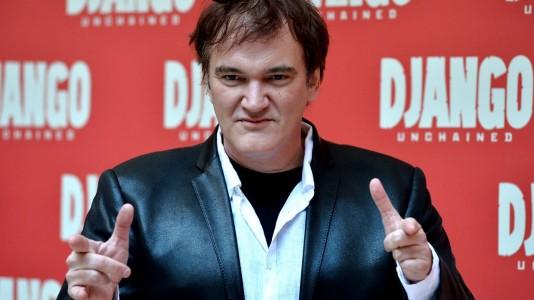 O primeiro poster do filme que Tarantino afinal vai realizar