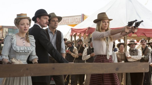 "Tem sangue e palavrões: é o primeiro trailer de ""A Million Ways to Die in the West"""